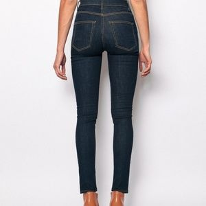 Imogene + Willie imogene slim dark wash size 26R